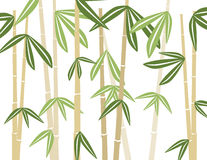 бамбук предпосылки Стоковые Фотографии RF