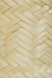 Бамбук Weave Стоковое Фото