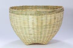 Бамбук Weave Стоковое Изображение