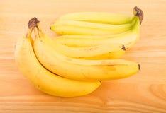 2 банана пуков Стоковое фото RF