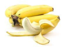 бананы зрелые Стоковые Изображения RF