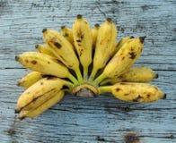 бананы зрелые Стоковое Изображение RF