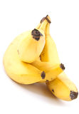 бананы образовывают зрелое стоковое фото