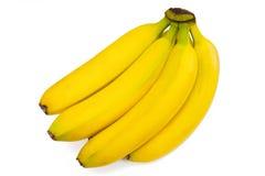 бананы свежие Стоковое Изображение