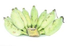 бананы сырцовые стоковое изображение rf