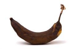 банан над зрелым Стоковые Фотографии RF