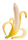 банан открытый Стоковое Изображение RF