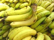 банан предпосылки Стоковые Изображения