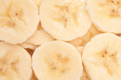 банан предпосылки Стоковая Фотография