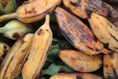 банан приносить от Африки Стоковое Изображение