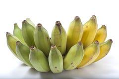 банан свежий Стоковая Фотография