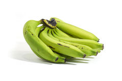 банан сырцовый Стоковое Фото