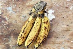 банан тухлый Стоковое Изображение RF