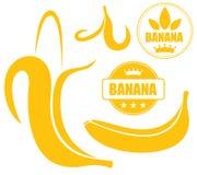 Банан Стоковая Фотография