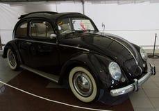 БАНГКОК - 22-ое июня Volkswagen Beetle на дисплее на 36-ом Bangk Стоковое Изображение