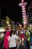Бангкок, Таиланд: Городок Китая Стоковое Фото
