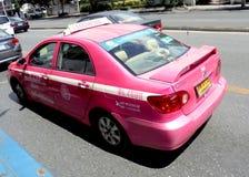 Бангкок-Таиланд: Метр такси/кабина в Бангкоке Выбор для вас Стоковое фото RF