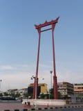 Бангкок, Таиланд 4-ое октября 2014: Гигантское качание Стоковое Изображение