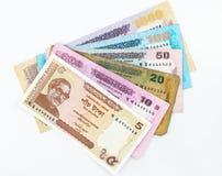Бангладешские деньги стоковая фотография rf