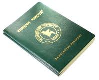бангладешские пасспорты стоковая фотография rf