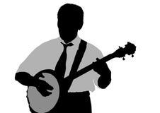 банджо бесплатная иллюстрация