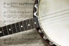 банджо Стоковое фото RF