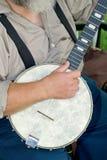 банджо Стоковое Фото