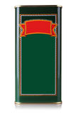 Банка оливкового масла Стоковое Фото