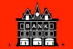 банка Стоковое Изображение RF