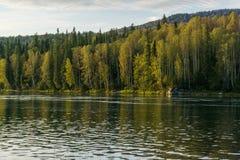 Банки реки Стоковые Изображения