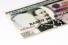 Банкнота валюты Африки Стоковая Фотография RF