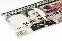 Банкнота валюты Африки Стоковые Изображения RF