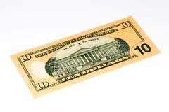 Банкнота валюты США Стоковые Изображения RF