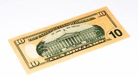 Банкнота валюты США Стоковое Фото