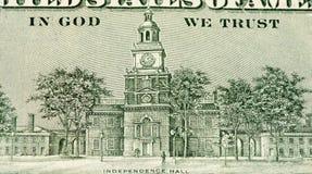 Банкнота валюты США Стоковые Фотографии RF
