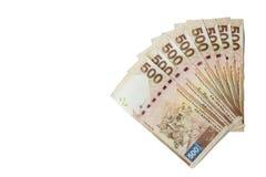 Банкнота Гонконга Стоковые Фотографии RF
