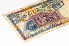 Банкнота Currancy Азии Стоковое фото RF