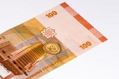 Банкнота Currancy Азии Стоковое Изображение