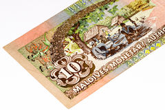 Банкнота Currancy Азии Стоковые Фото