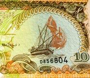 Банкнота Currancy Азии Стоковая Фотография