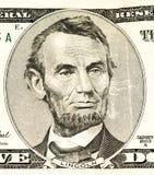 Банкнота currancy США Стоковая Фотография