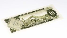 Банкнота currancy Южной Америки Стоковые Фото