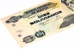 Банкнота currancy Южной Америки Стоковая Фотография RF