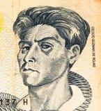Банкнота currancy Южной Америки Стоковое Фото