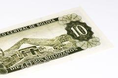 Банкнота currancy Южной Америки Стоковые Изображения