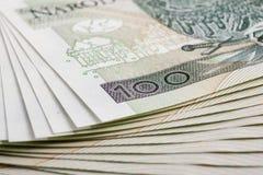 Банкнота 100 PLN Стоковая Фотография