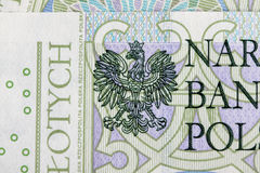 Банкнота 100 PLN Стоковая Фотография RF