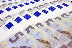 Банкноты Стоковое Изображение