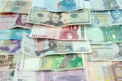 Банкноты Стоковые Изображения