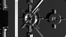 Банковское хранилище иллюстрация вектора